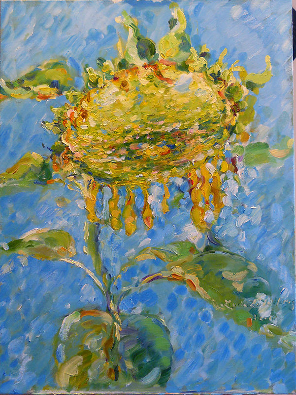 Meryl's Sunflower